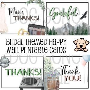 Bridal Themed Happy Mail Thumbnail