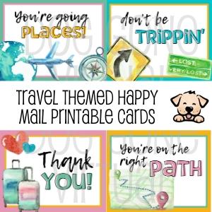 Travel Themed Happy Mail Thumbnail