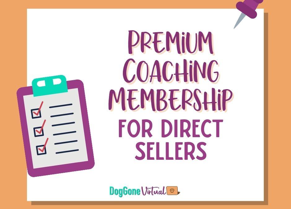 Premium Coaching Membership Group