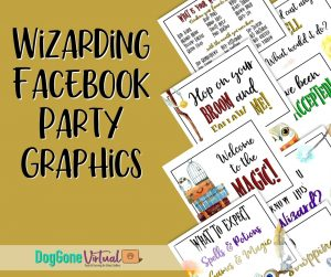 Wizarding Facebook Party Thumbnail